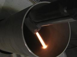AMTmetalTech Tube Inside ID HVOF Thermal Spraying Powder