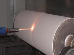 AMTmetalTech HVOF Thermal Spraying Rollers Powder