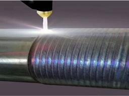 AMTmetalTech PTA Plasma Swing Thin Cladding Pistons Powder