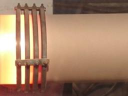 AMTmetalTech Laser or PTA Plasma Clad Powder and Induction Fuse